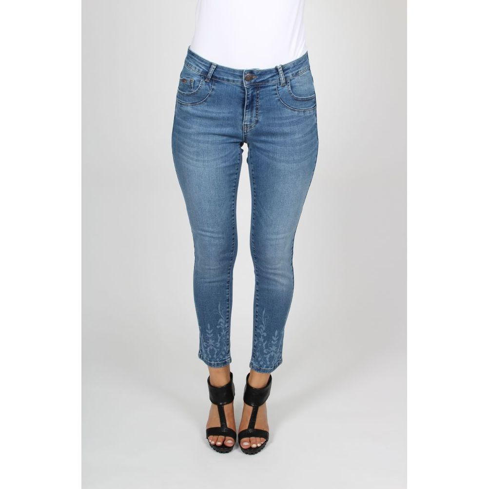 Lucca 7/8 Jeans